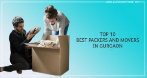 top packers and movers in gurgaon